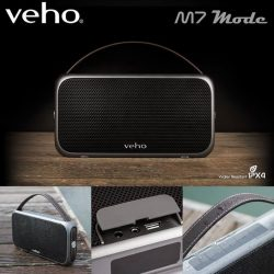 [Veho] Check out our Veho M7 Water Resistant Bluetooth Speaker!