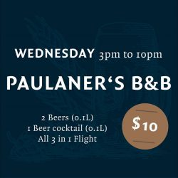 [Paulaner Brauhaus] Always been curious about our beers?
