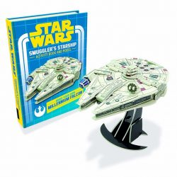 [Junior Page] Star Wars: Smugglers Starship - Activity Book and Model$12.