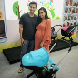 [Jarrons & Co.] The lucky winners of our Doona Infant Car Seat stroller!
