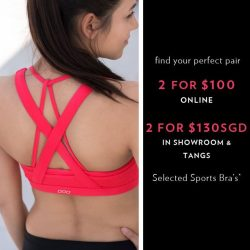 [Lorna Jane] Want a Lorna Jane Sports Bra but never got around to get one?