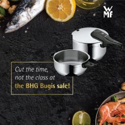 [WMF] Revel in classiness while whipping up a feast in half the time with our pressure cookers this CNY at our