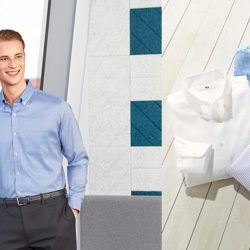 [Uniqlo Singapore] Go fuss-free with the new Easy Care Shirts.