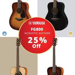 [YAMAHA MUSIC SQUARE] Made a New Year's resolution about picking up the guitar?