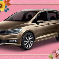 [Yew Tee Point] Win a Volkswagen Touran 19 January to 30 June 2018Zip away in a shiny new Volkswagen Touran!