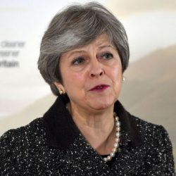 [SodaStream] UK Prime Minister Theresa May 'declares war on plastic' to make a stand to save the environment!
