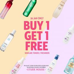 [Etude House Singapore] ONLY 1 DAY!