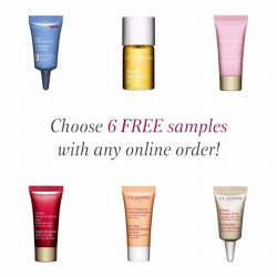 [Clarins] New Year New Products to try!