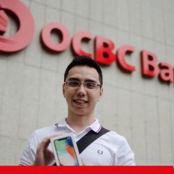 [OCBC ATM] Congratulations to Royce Cheng, the winner of our OCBC Tech Contest.