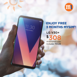 [M1] Share your huge data bundles with your loved ones with mySIMˢ plan!