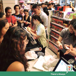 [7-Eleven Singapore] As we fondly bid farewell to 2017 and usher in the new year, our management and support teams aided the