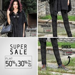 [Urban Studio] Ladies ,make sure to visit us , as SUPER SALE IS ON Flat 50% & Flat 30% Off on Everything of Winter