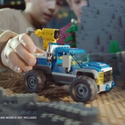 [LEGO] Reward your real hero with six fun NEW Mountain Police sets from LEGO CITY.