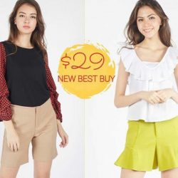 [MOSS] Shop $29 New Best Buy Top for this coming season @http://www.