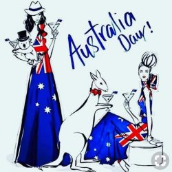 [Shopping at Tiffany's] Happy Australia Day!