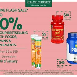 [Holland & Barrett Singapore] ONLINE FLASH SALE!