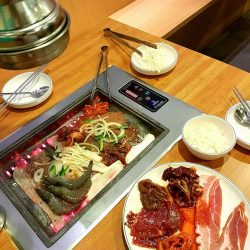 [Daessiksin 大食神] Start off 2018 with authentic Korean barbecue buffet from Daessiksin bugisplus.