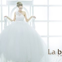 [LA BELLE] It is said that every girl has an ideal wedding gown in her mind, and she spends years looking for