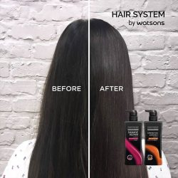 [Watsons Singapore] Did you know that the weather has a part to play in damaging your hair?