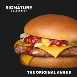 [McDonald's Singapore] We've bid farewell to 2017, but your favourite The Original Angus isn't going anywhere!