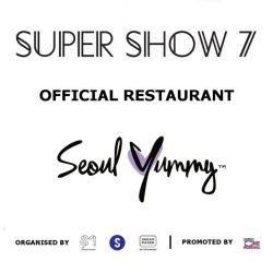 "[Seoul Yummy] We are excited to announce that we are the official restaurant sponsor for SUPER JUNIOR'S WORLD TOUR ""SUPER SHOW"