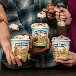 [Ben & Jerry's] Have you heard?