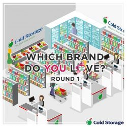 "[Cold Storage] We're back for more ""Brands You Love"" contest rounds!"