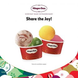 [Haagen-Dazs] Have you heard?