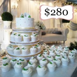 [RIZ DELIGHTS] Dear all,We are having January Wedding Cake promotion!