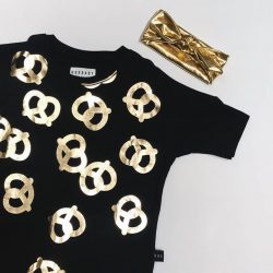 [PriviKids] Always loving anything black and gold!