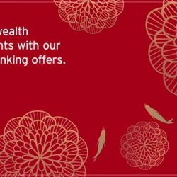 [Citibank ATM] As we usher in the Lunar New Year, start your year afresh by setting new financial goals and managing all