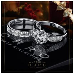 [ORRO Jewellery] LOVE is in the air.