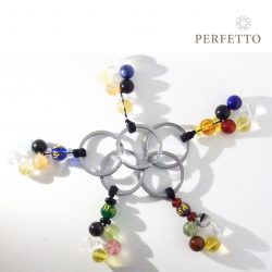 [PERFETTO] 5 Elements KeychainFor your convenience, we have set up an account with Lazada: www.