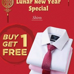 [T. M. Lewin] Lunar New Year Special - Starts today!
