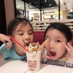 [OLDTOWN White Coffee Singapore] That moment when you realise your favourite treats now come with yummy popcorn on top.