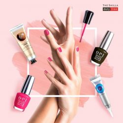 [COSMETICS & PERFUMES BY SHILLA] Beauty Resolution for 2018: Take time to  care for your nails!
