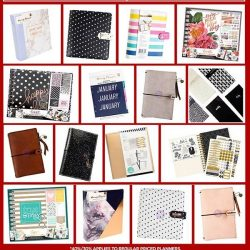 [Papermarket] Our planners are now on sale!