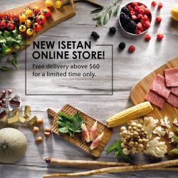 [Isetan] Introducing the revamped Isetan online store!