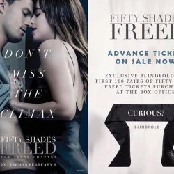 [Filmgarde Cineplex] Book tickets to Fifty Shades Freed: http://bit.