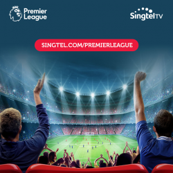 [Singtel] The search for the 12th Man is still on!