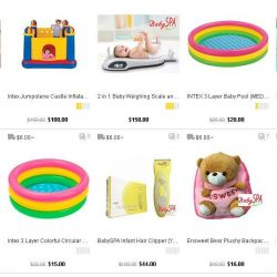 [BabySpa] Consider a New Year shopping for your baby.