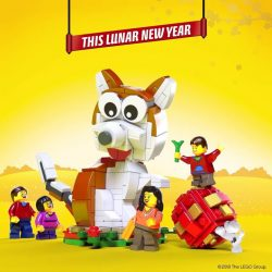 [Bricks World (LEGO Exclusive)] Give the Gift of Play this Lunar New Year!
