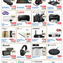 [Newstead Technologies] Start your new year with cool accessories!