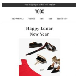 [Yoox] New Year, New You…