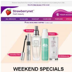 [StrawberryNet] , US$1 Deals are Heating Up! ❣️