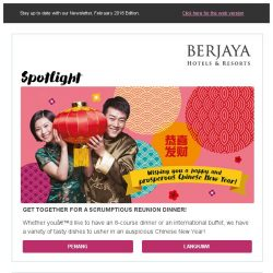 [Berjaya Hotels & Resorts EDm] Celebrate Lunar New Year with a fun-filled holiday!