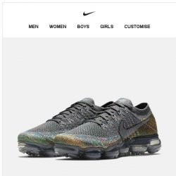 [Nike] New Colour: VaporMax Flyknit