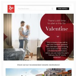 [Kaligo] , surprise your Valentine and earn up to 12,300 Miles!