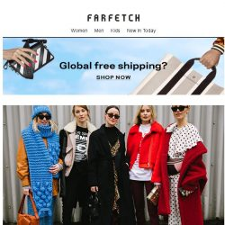 [Farfetch] The Bestsellers | Plus, Free Shipping