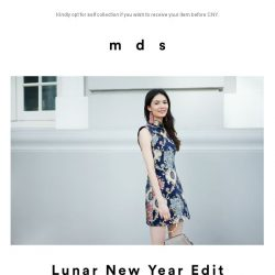 [MDS] Lunar New Year Edit, Final Volume.